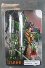Headrobots - Blood The Dark Warrior