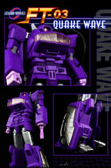 Fans Toys FT-03 Quakewave