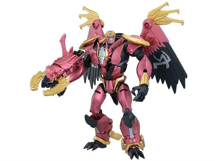 Transformers GO! - G08 Budora (Takara)