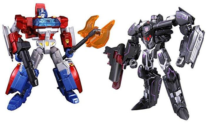 TG25 - Orion Pax & Megatron (Takara)