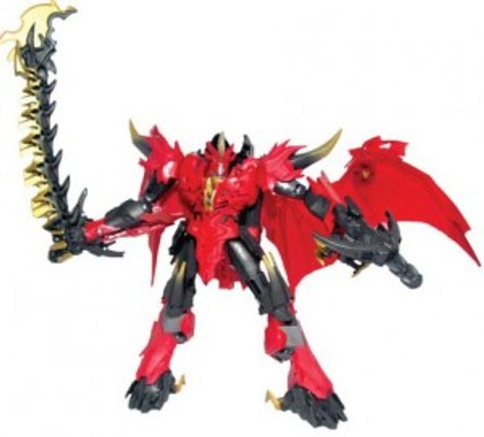 Transformers GO! - G23 Guren Dragotron (Takara)