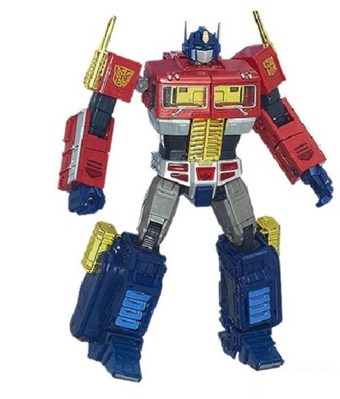 Year of the Horse Optimus Prime