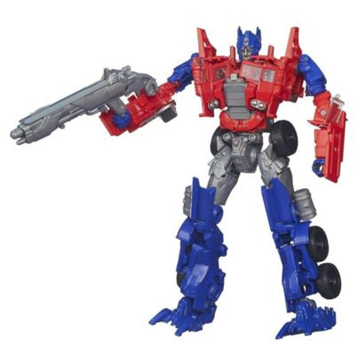 Transformers Age of Extinction - Evasion Mode Optimus Prime (Hasbro)