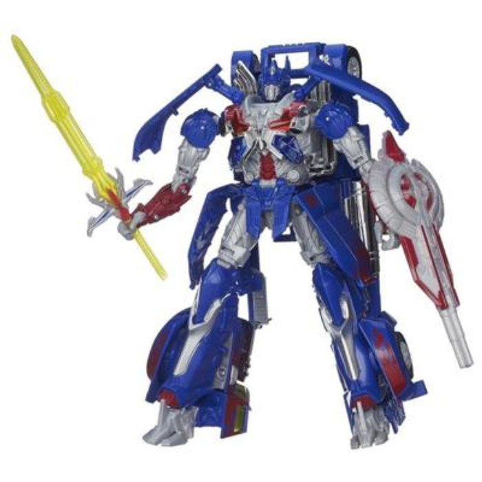 Transformers Age of Extinction - Optimus Prime - Leader Class (Hasbro)
