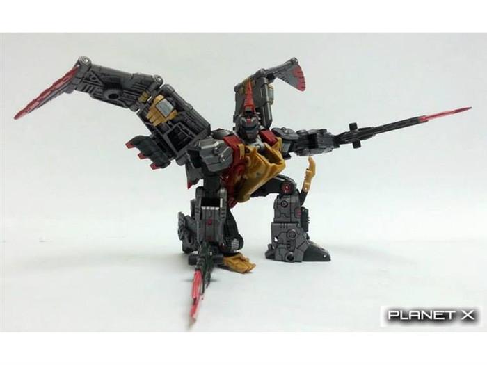 Planet X - PX-02 Caelus