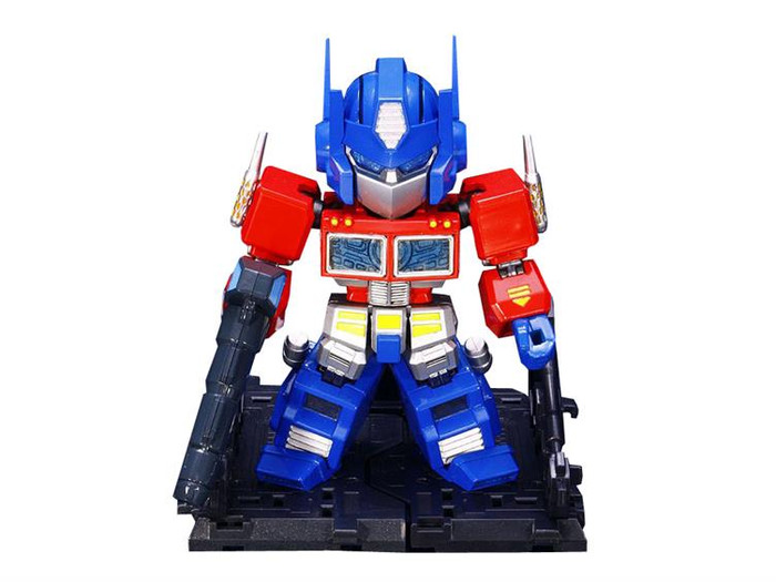 Transformers Art Storm ES Gohkin Optimus Prime
