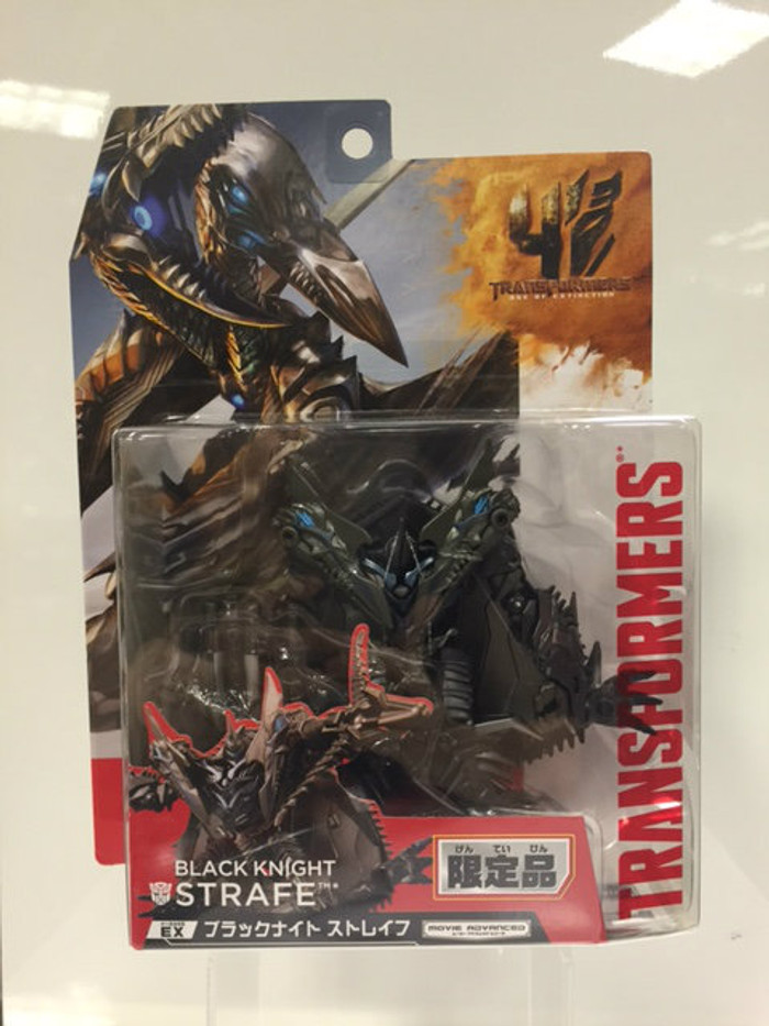 Transformers Age of Extinction - The Lost Age Black Knight Exclusive - Strafe