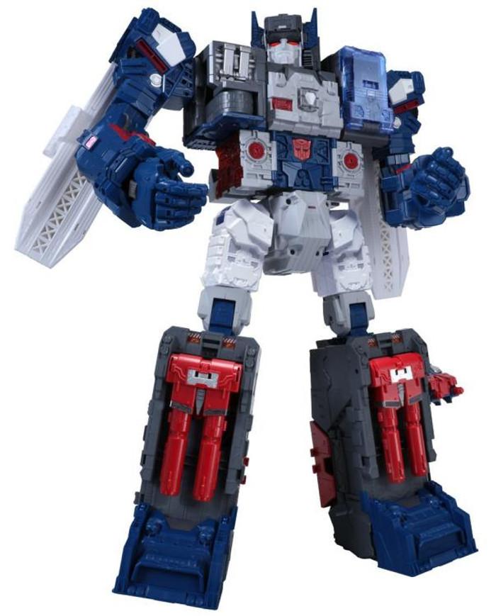 Takara Transformers Legends - LG31 Fortress Maximus (Reissue)