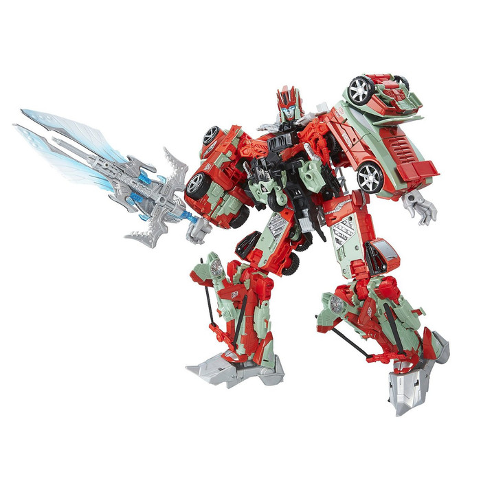 Transformers Combiner Wars Victorion Boxed Set