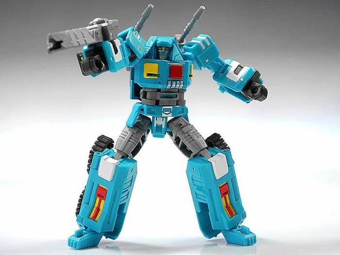 Machine Robo - MR-04 - Battle Robo (Gobots Reboot)