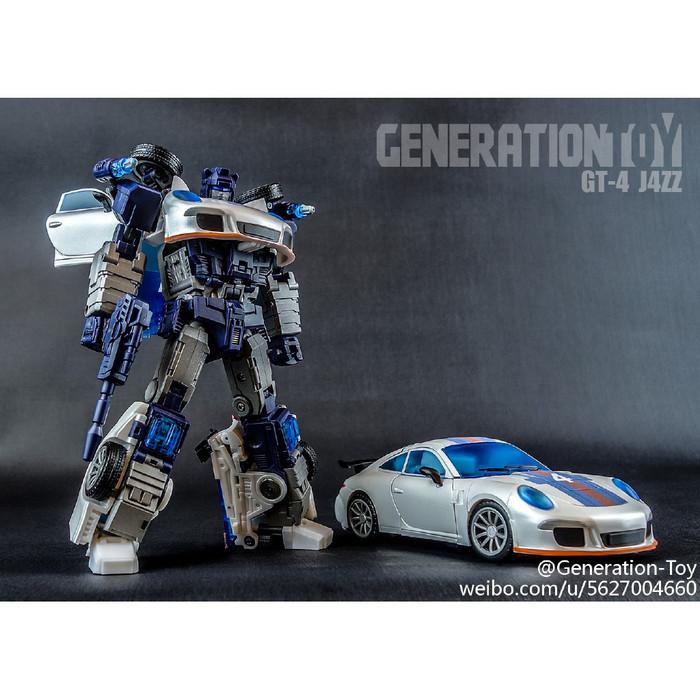 Generation Toy - GT-04 J4ZZ