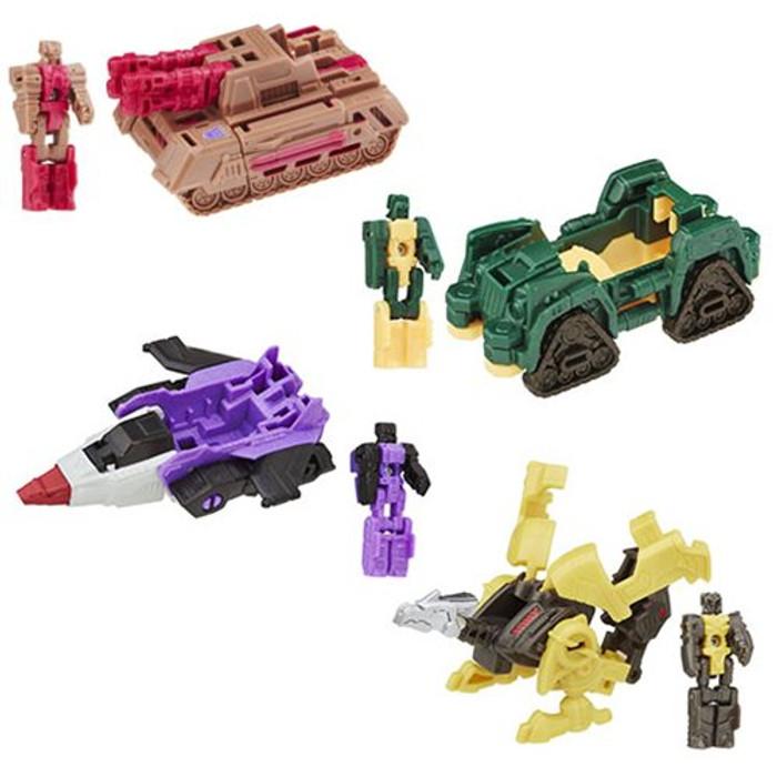 Transformers Generations - Titan Masters Wave 2 Set