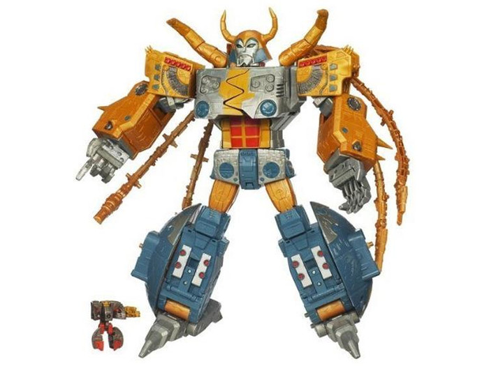 Hasbro - Transformers Platinum Edition Unicron