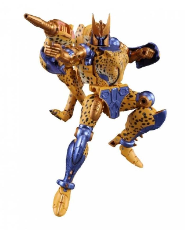 MP-34 - Masterpiece Beast Wars Cheetor Re-issue