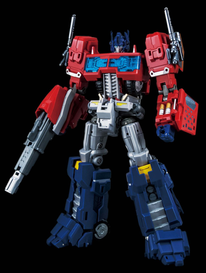 MakeToys - Cross Dimension - MTCD-01 Striker Manus - RE-STOCK