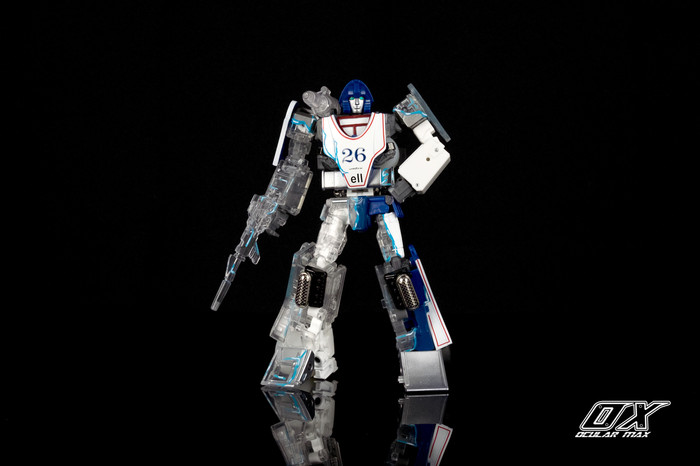 Ocular Max - PS-01S Sphinx Stealth Chicago (Limited Edition 500) - Limit 1 per Customer