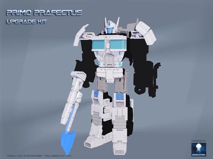 S.N.D. - Primo Prafectus Upgrade Kit