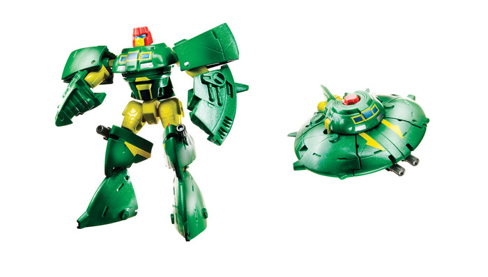 Transformers Generations Titans Return - Legends Class Cosmos