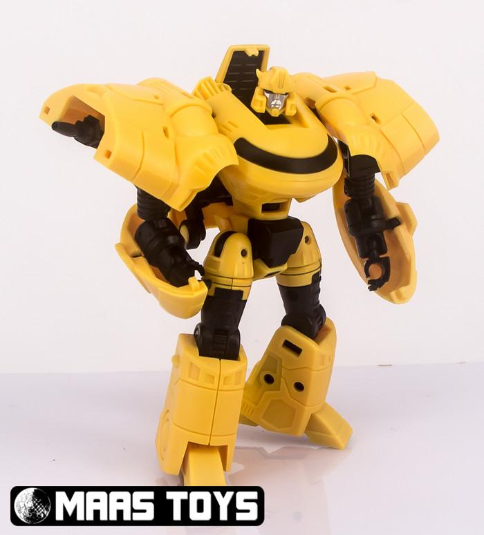 MAAS Toys - Cybertech Series - CT001 Skiff