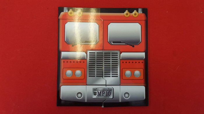 MP-10 Masterpiece Convoy Coin