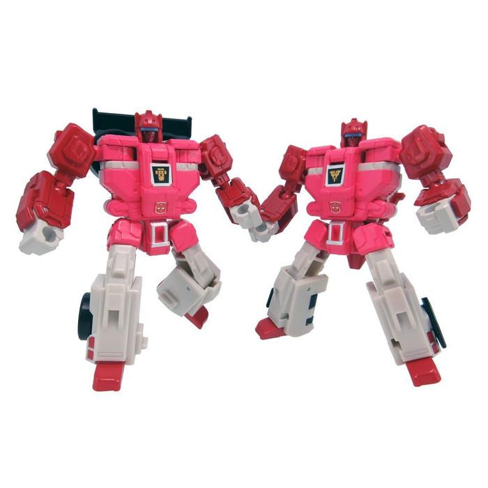Takara Transformers Legends - LG58 Clonebot Set