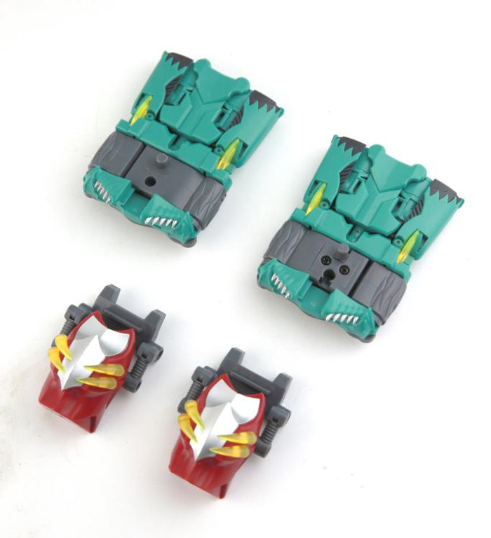 TFC Combiner Poseidon - Bonus Enhance Pack: Green