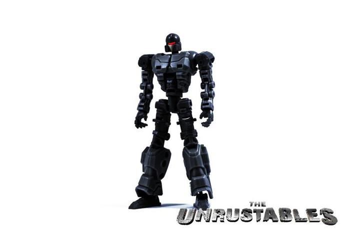 Mayhem Mekanics - The Unrustables: The Prospect Accessory Pack (Black)