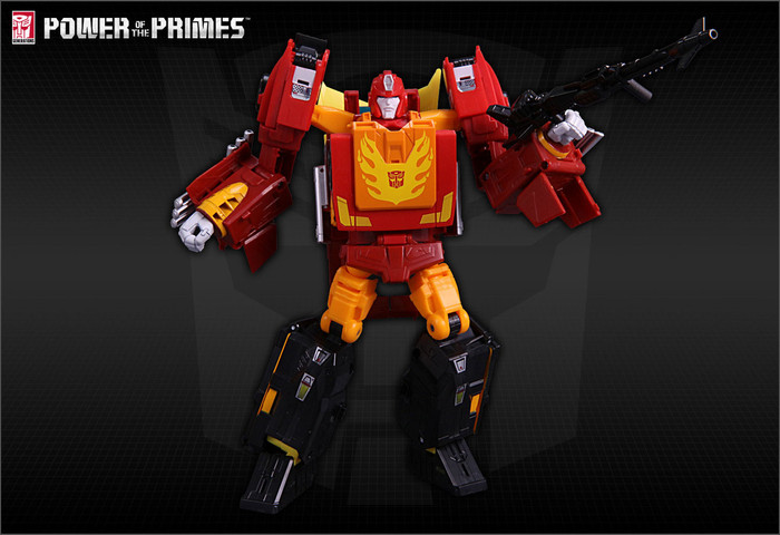 Takara Power of the Primes - PP-08 Rodimus Prime