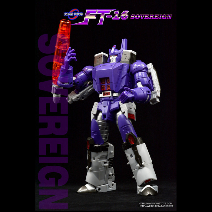 Fans Toys - FT-16 Sovereign Re-issue