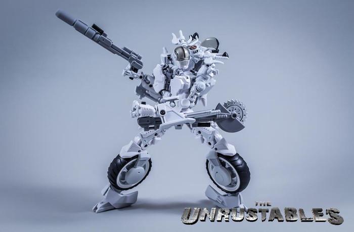 Mayhem Mekanics - The Unrustable: Spector Rogues