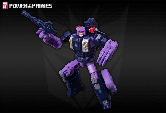Takara Power of the Primes - PP-23 Terrorcon Blot