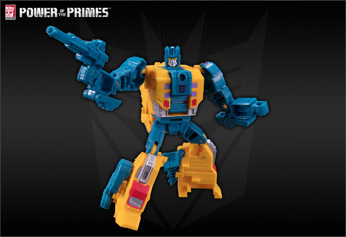 Takara Power of the Primes - PP-24 Terrorcon Sinnertwin