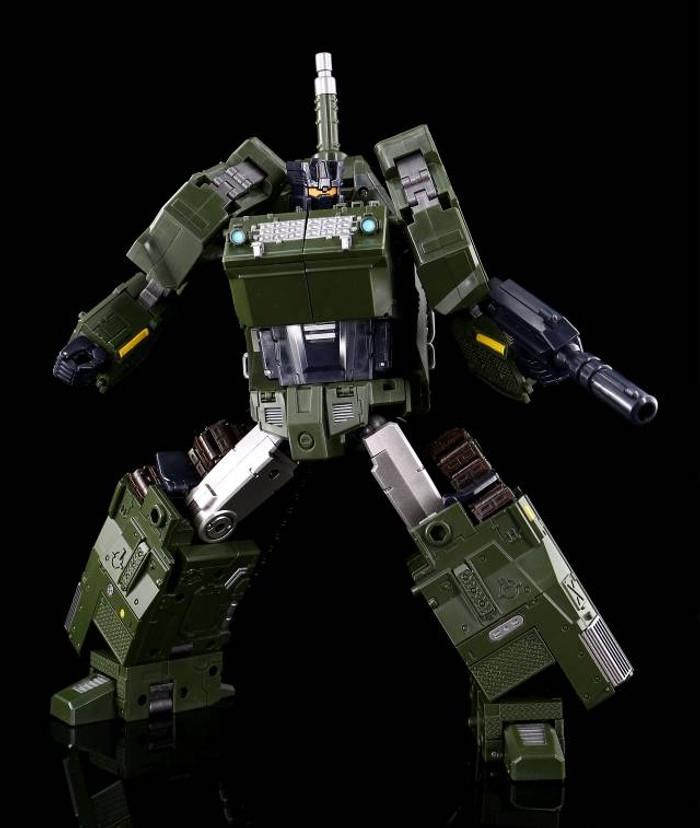 Zeta Toys - A-04 Uproar