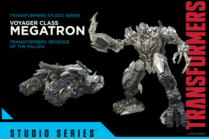 Transformers Generations Studio Series - Voyager Megatron