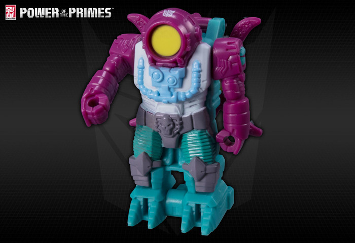 Takara Power of the Primes - PP-28 Solus Prime