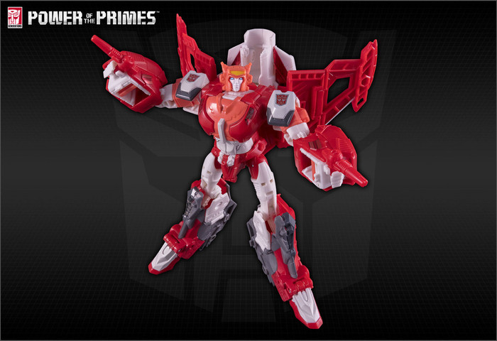 Takara Power of the Primes - PP-26 Elita-1