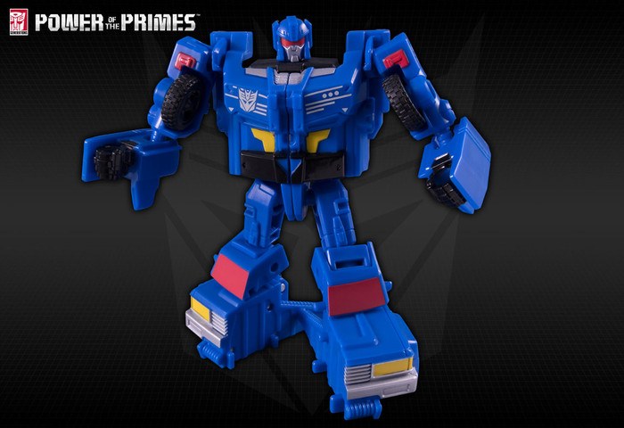 Takara Power of the Primes - PP-30 Roadtrap