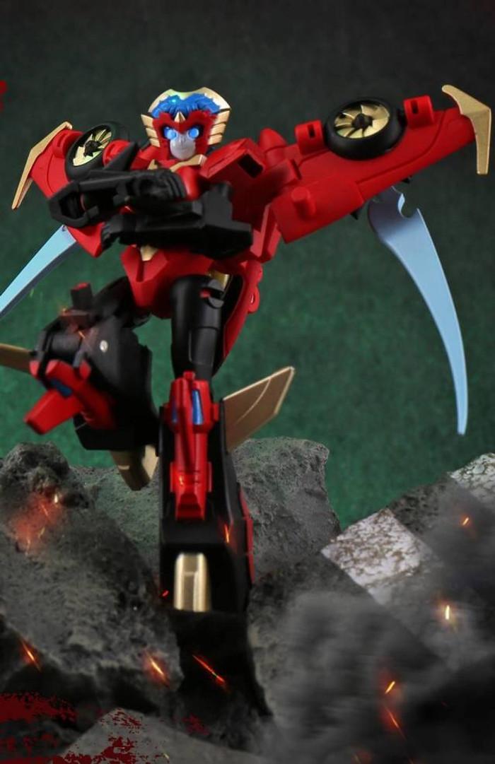 Iron Factory - IFEX05H - The Hunter (Miko for Irontitan)