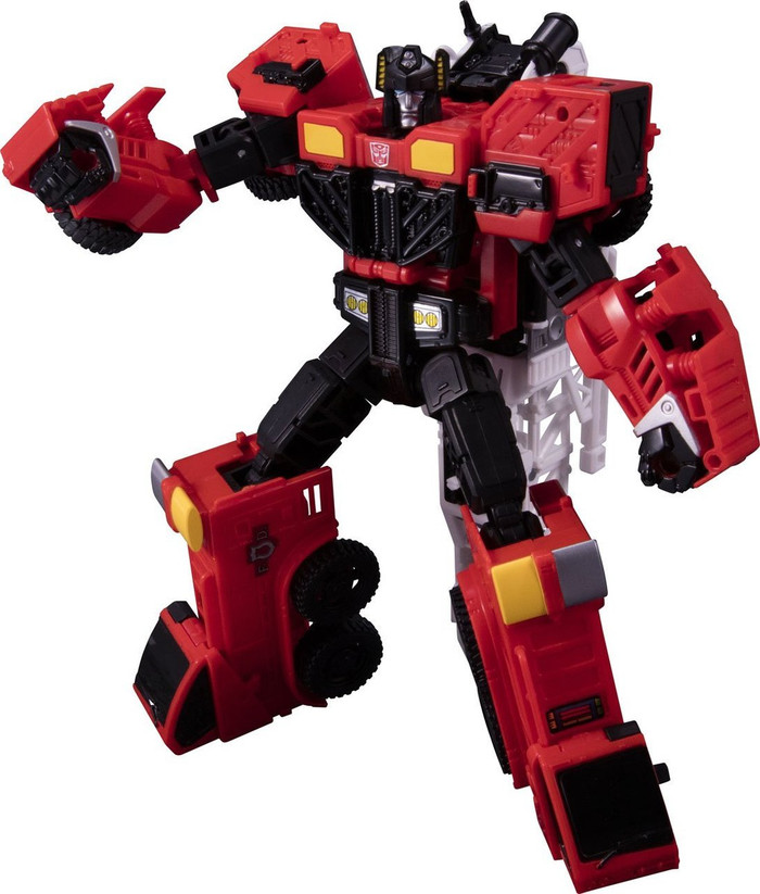 Takara Power of the Primes - PP-36 Inferno