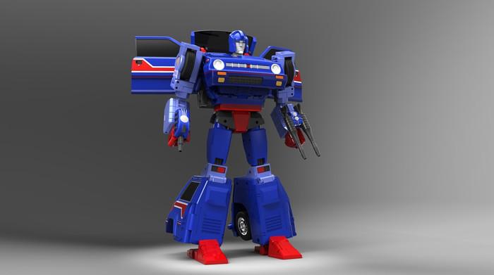 X-Transbots - MX-17 Savant