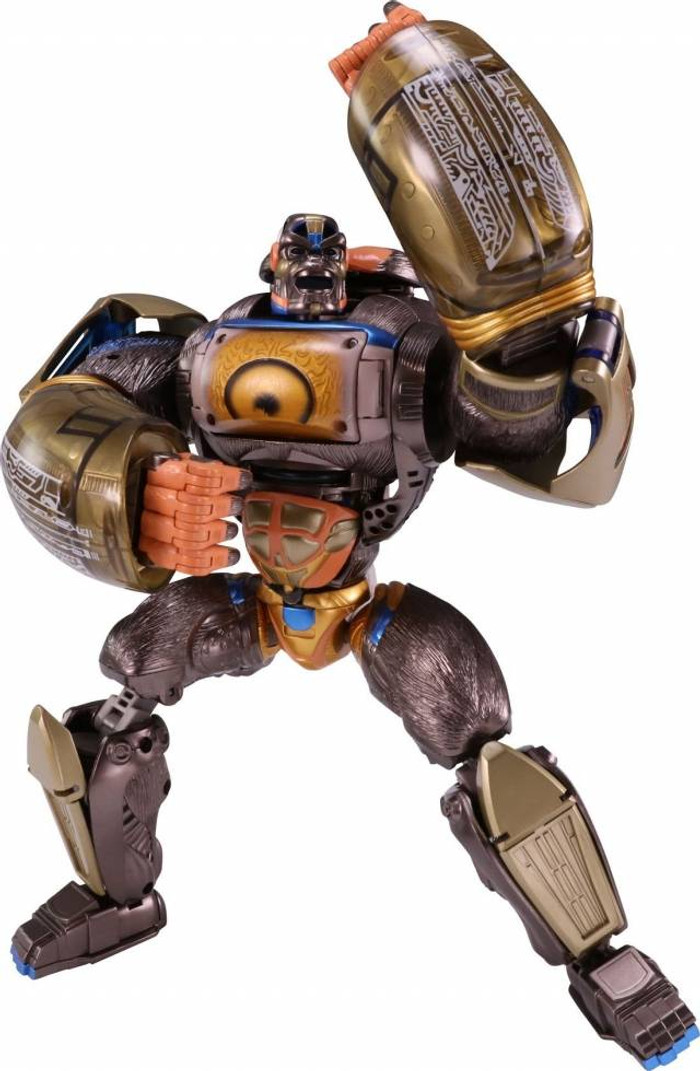 Transformers Encore - Air Attack Optimus Primal