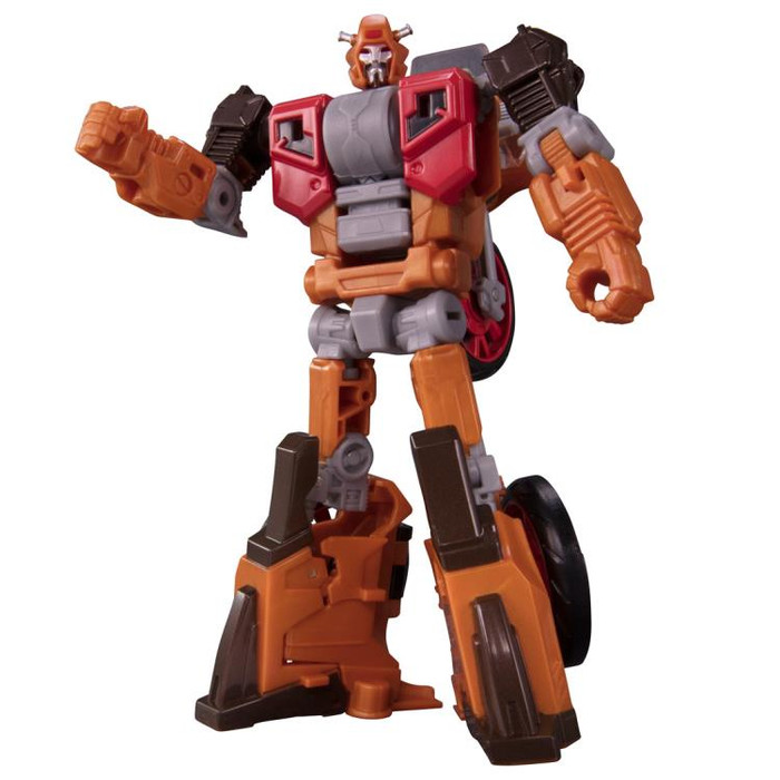 Takara Power of the Primes - PP-41 Wreck-Gar
