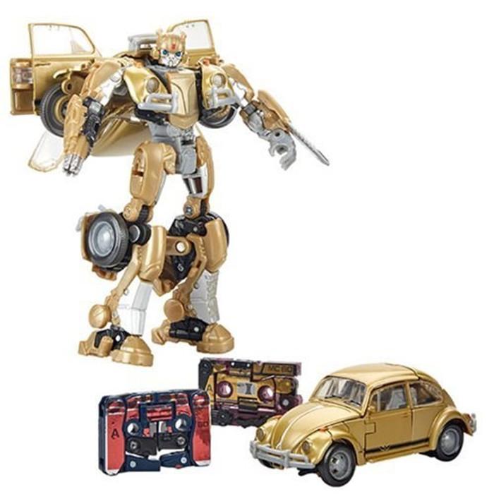 Transformers Generations Studio Series - 20 Bumblebee Vol. 2 Retro Pop Highway - Exclusive