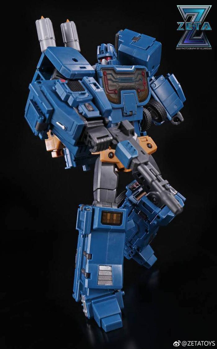 Zeta Toys - A-03 Blitzkrieg