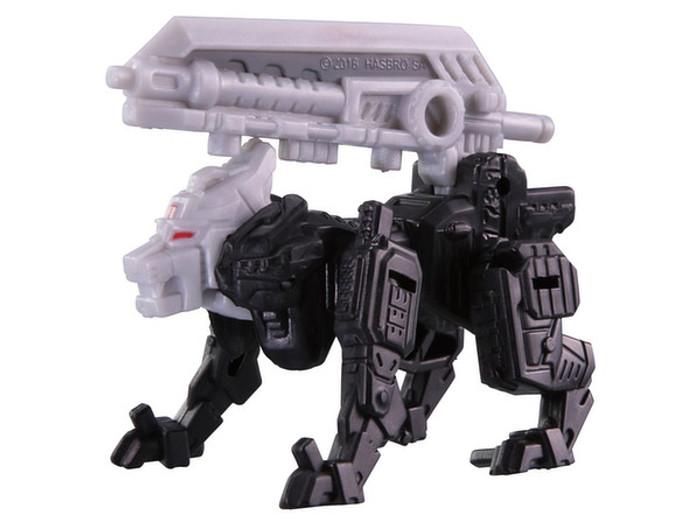 Takara Transformers Siege - SG-02 Lionizer