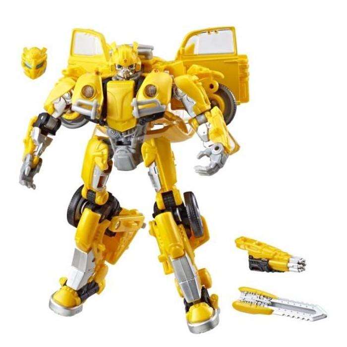Transformers Generations Studio Series - Deluxe Bumblebee - VW Beetle