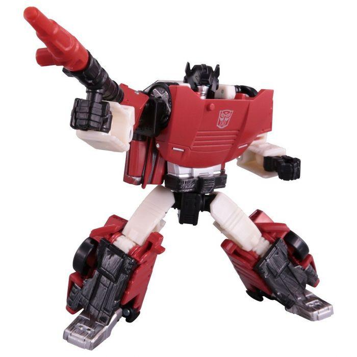 Transformers Generations Siege - Deluxe Sideswipe