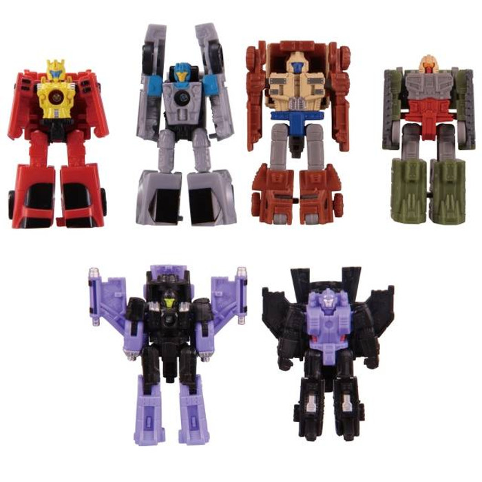 Transformers Generations Siege - Micromasters Wave 1 - Set of 3