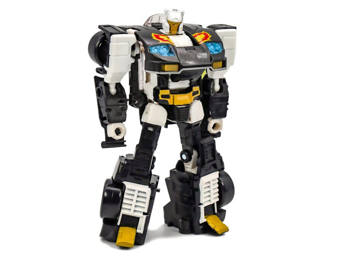 Transformers Generations Selects - Deluxe Ricochet