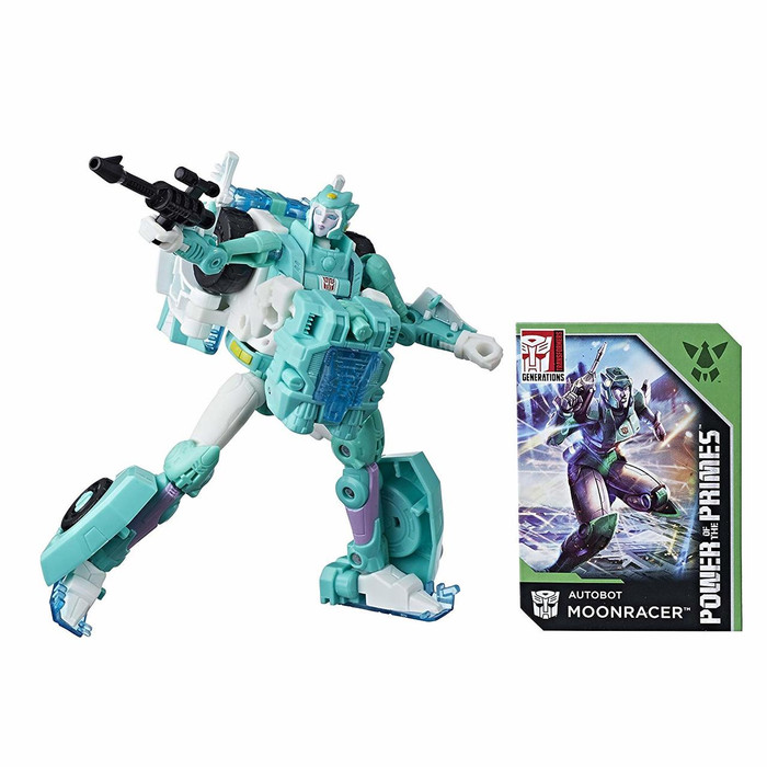 Transformers Generations Power of The Primes - Deluxe Moonracer